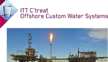 C'treat Offshore Custom Water Systems brochure